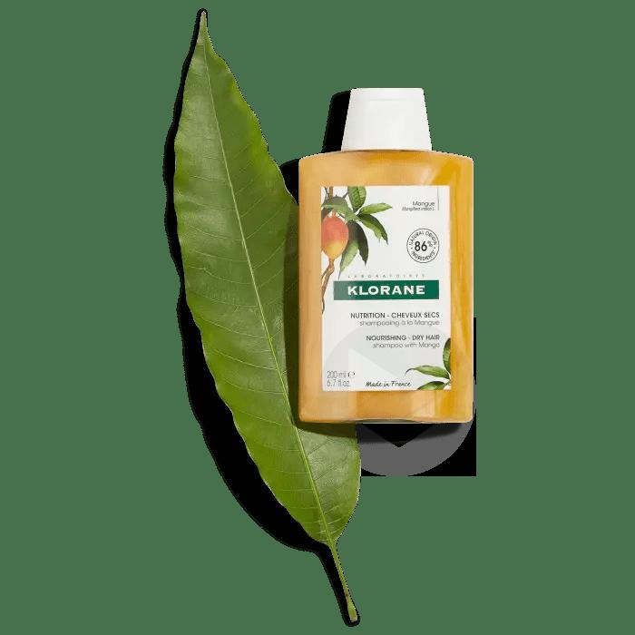 Shampoing Nutrition à la Mangue 200ml