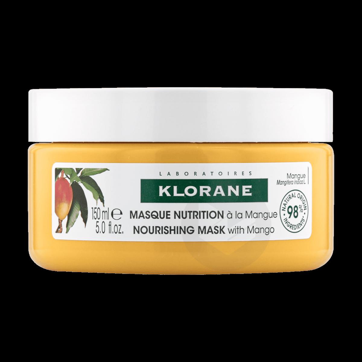 Masque Nutrition à la Mangue 150ml
