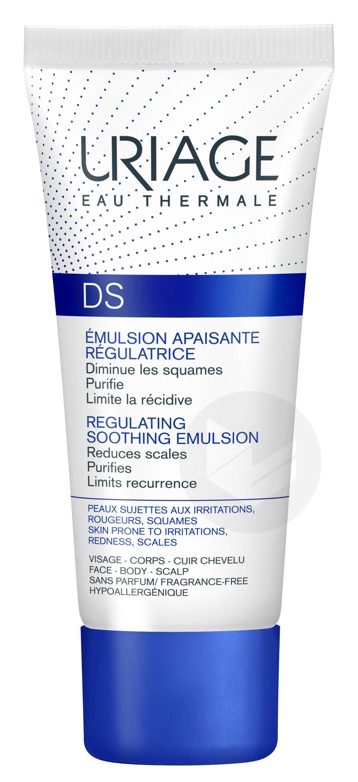 DS Emulsion apaisante régul 40ml