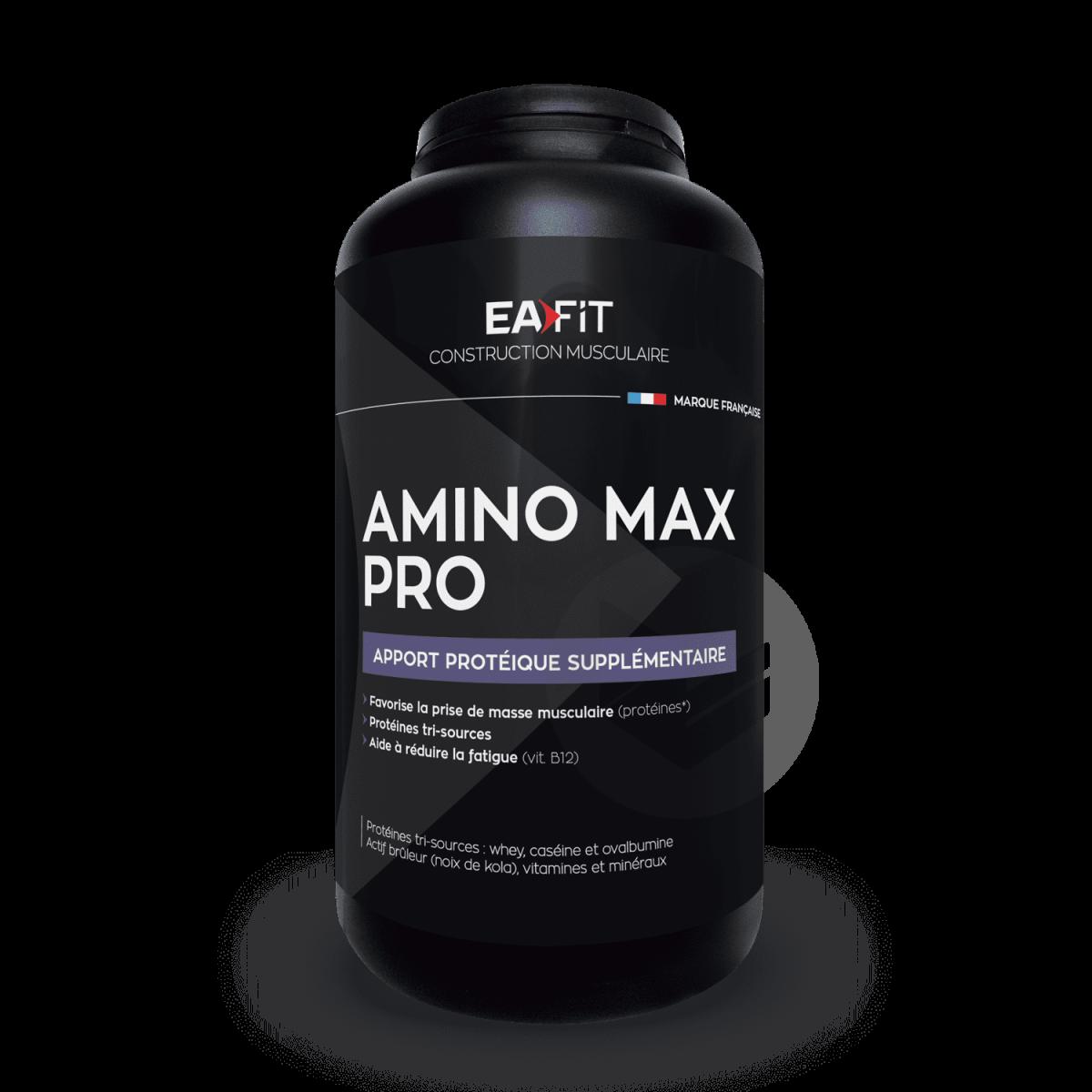 AMINO MAX PRO 375 tablettes