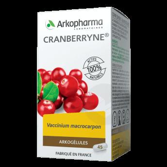 Cranberryne 45 gélules