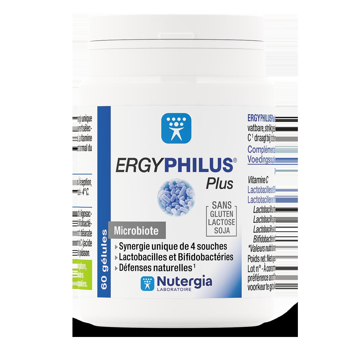 Egryphilus Plus 60 Gelules