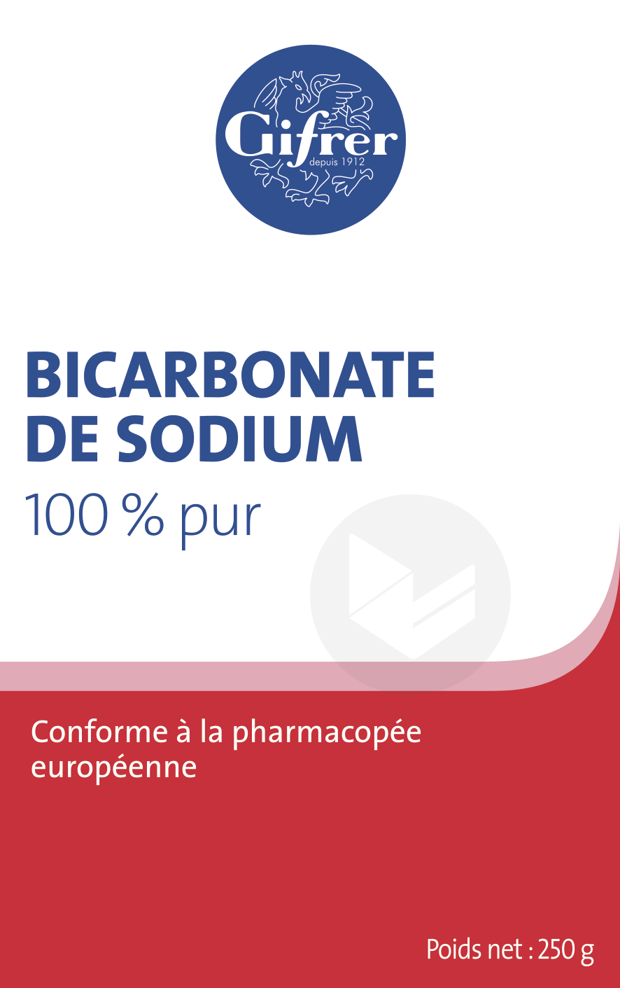 Bicarbonate De Sodium 250 G
