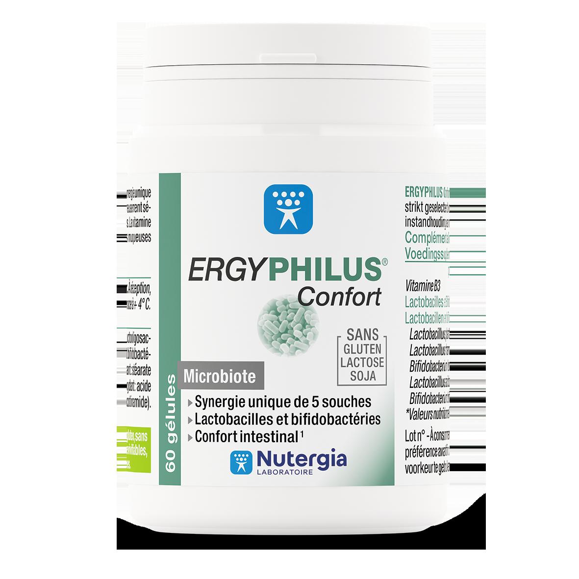 Egryphilus Confort 60 Gelules