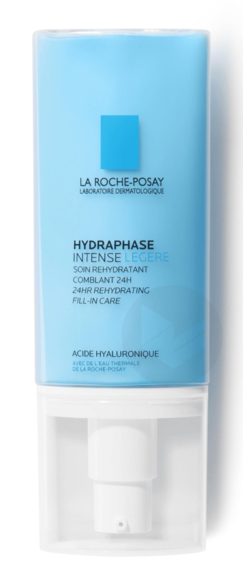 Hydraphase Intense Crème légère réhydratante comblante 24H 50 ml