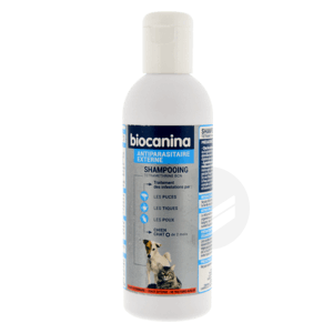 Shampoing Tétraméthrine BCN 200ml