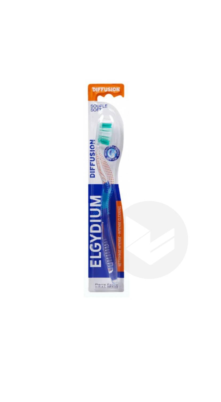 Brosse à dents Diffusion Médium