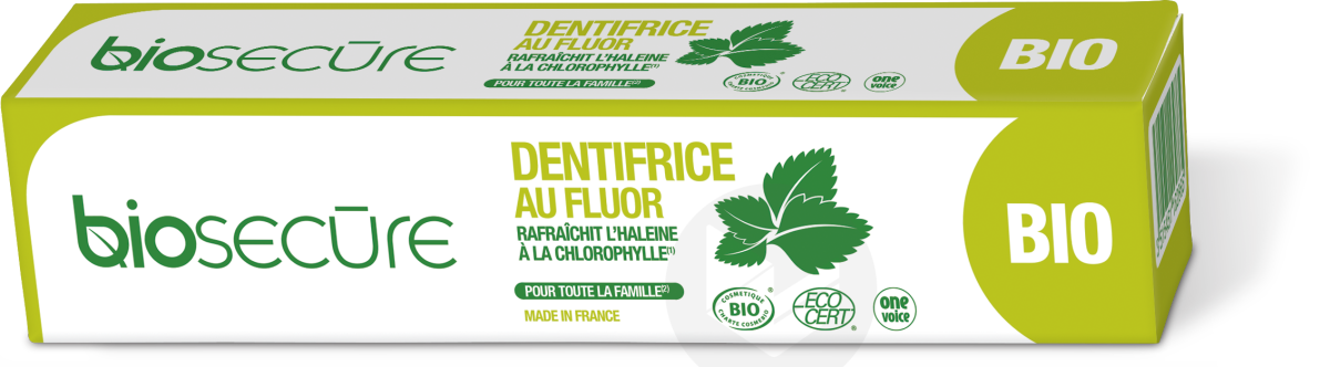 Dentifrice Au Fluor 75 Ml