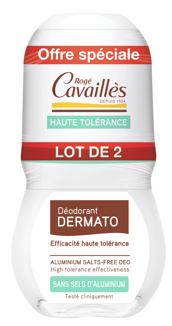 Deodorant Dermato Roll On 2 X 50 Ml