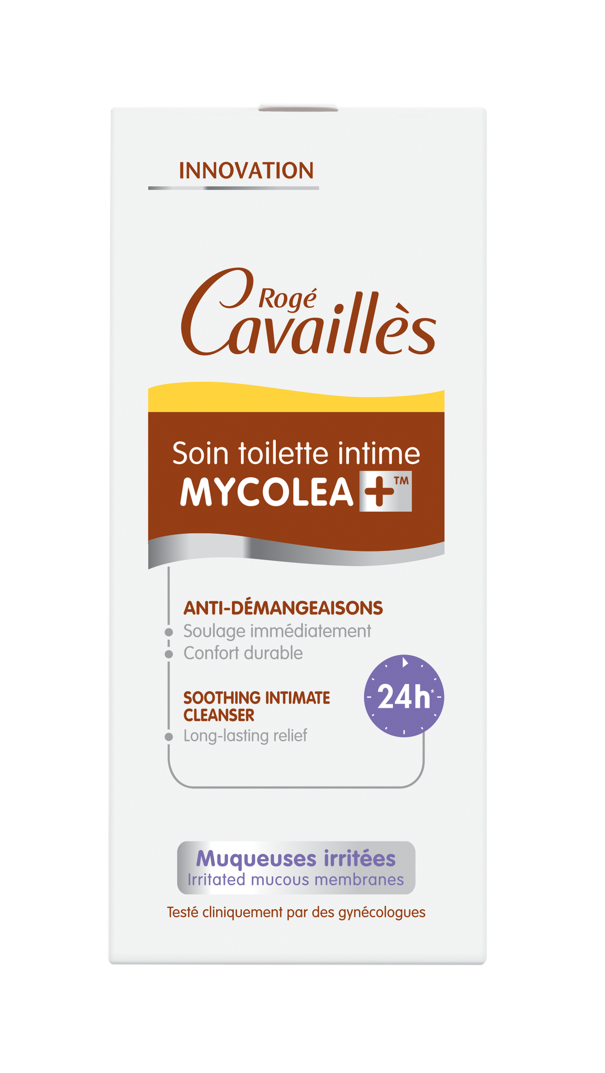 Mycolea Soin Toilette Intime Anti Demangeaisons 200 Ml