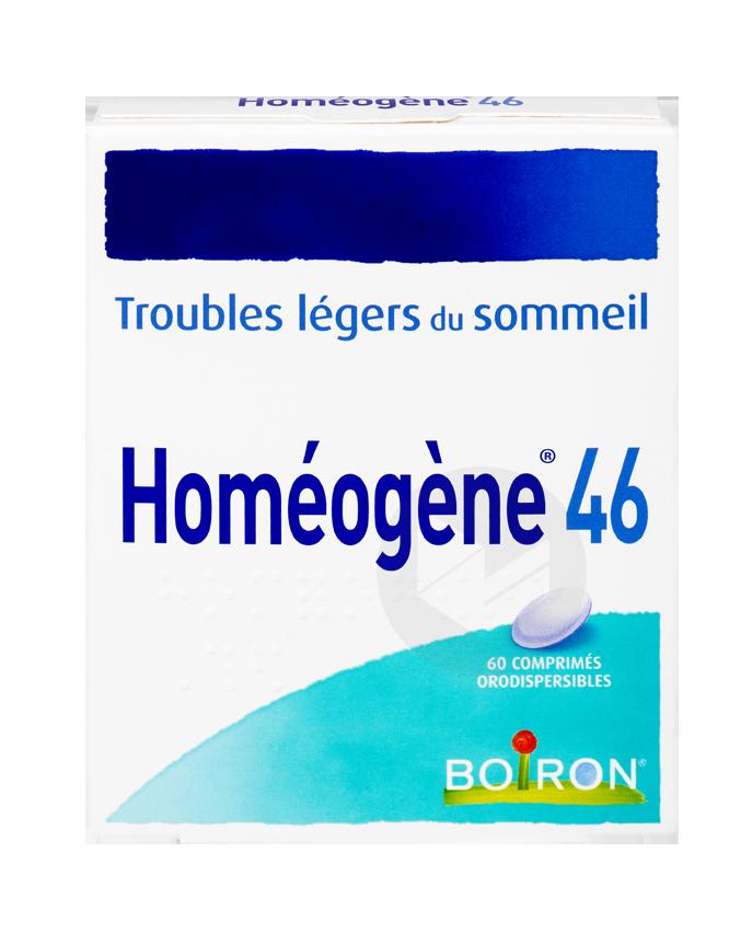 HOMEOGENE 46 Comprimé orodispersible (Plaquette de 60)