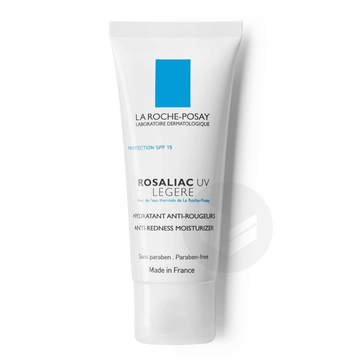 Rosaliac Soin hydratant UV Anti-Rougeurs 40ml