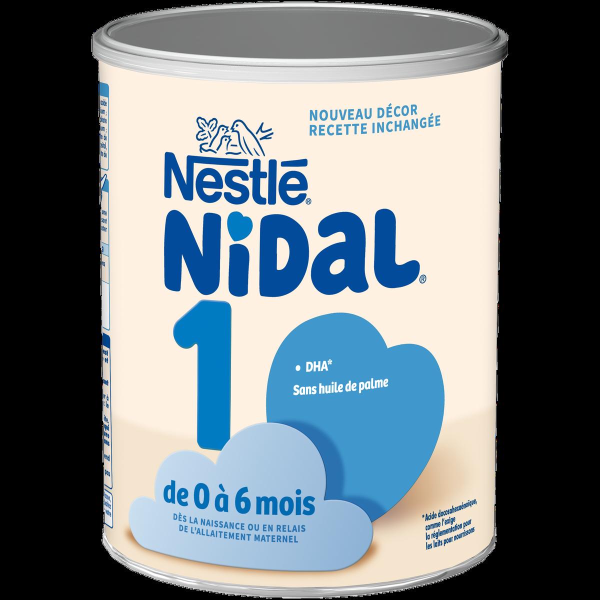 Nidal 1 800g