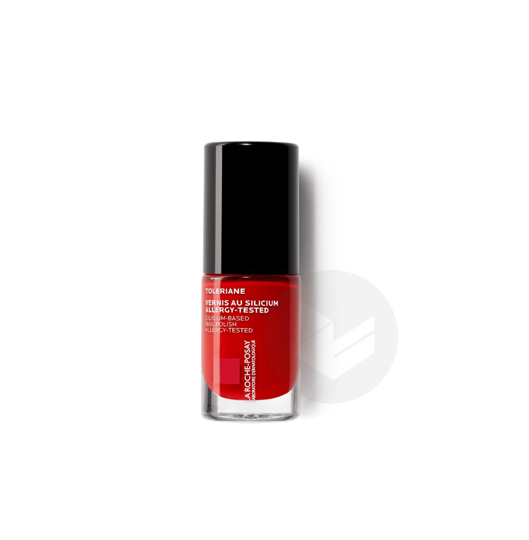 Toleriane Vernis Silicium 24 Rouge parfait