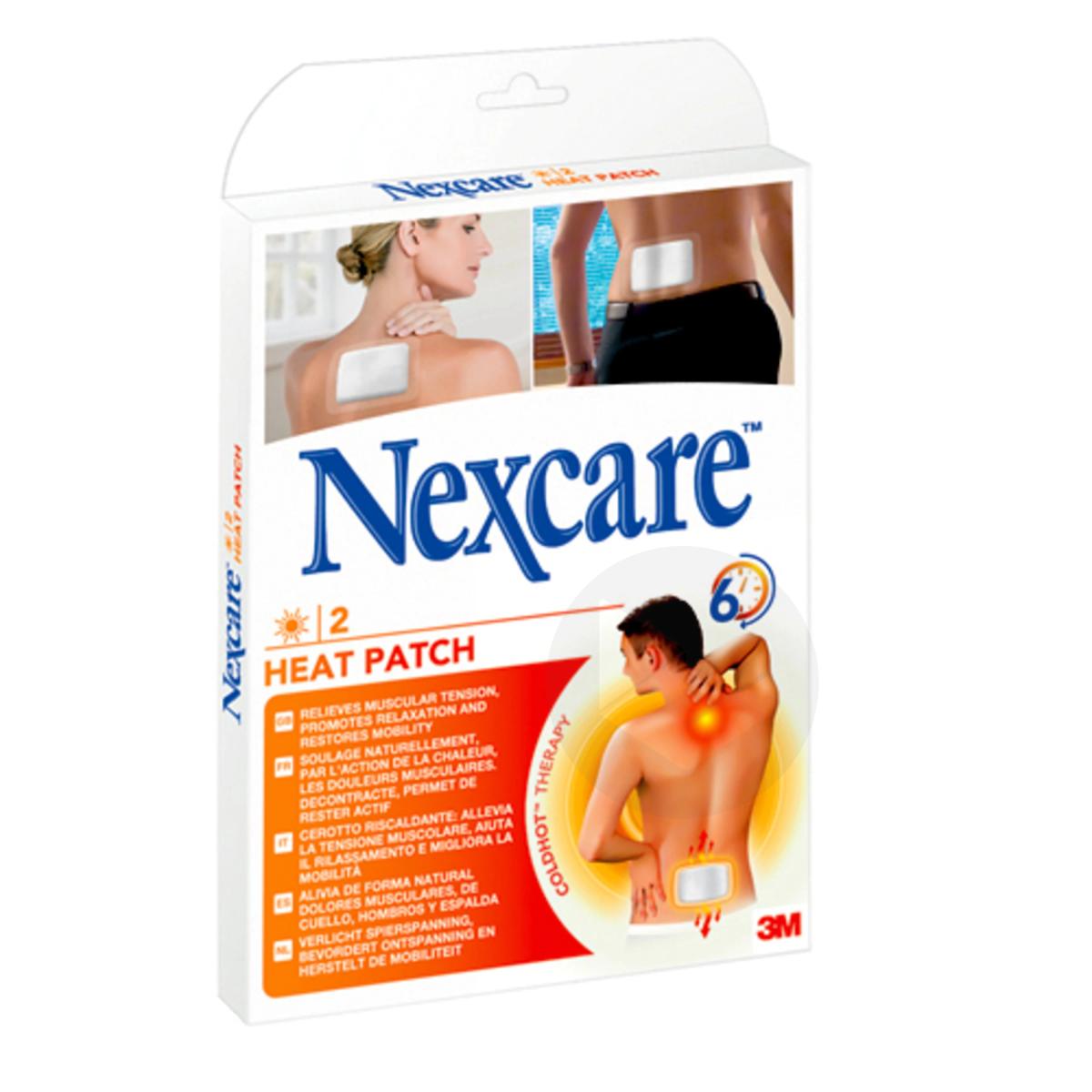 Nexcare Patch Chauffant X 2