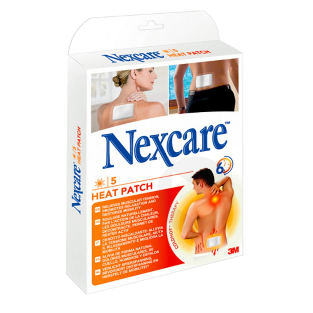 Nexcare Patch Chauffant X 5