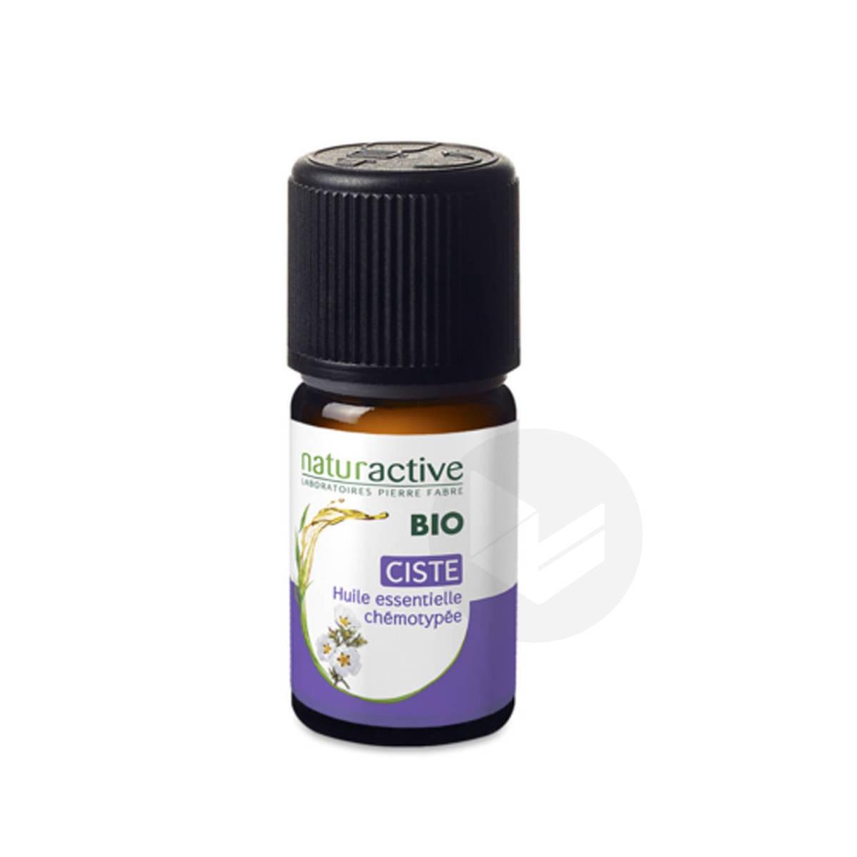 Huile Essentielle Ciste Bio 5ml