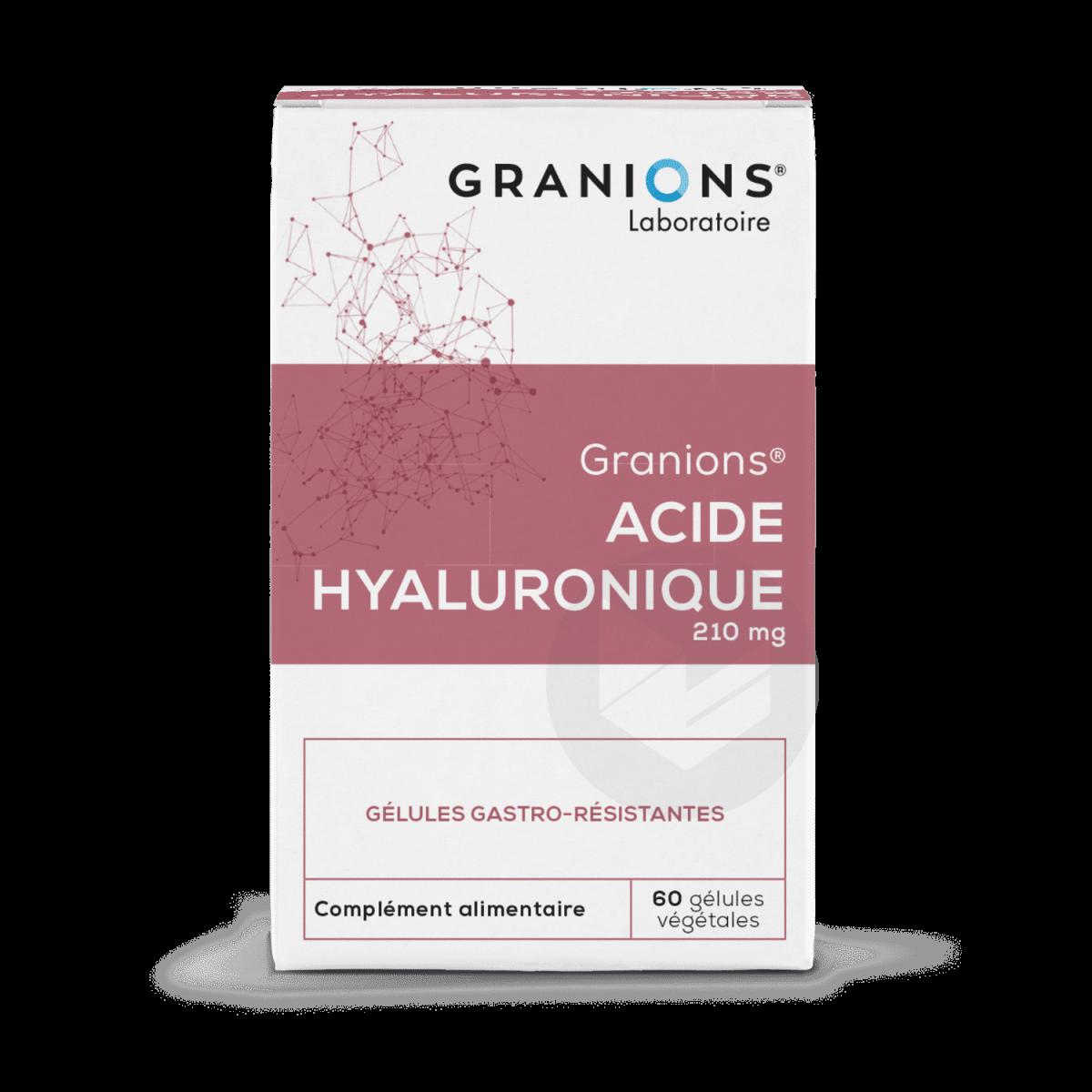 Granions Acide Hyaluronique 60 Gélules