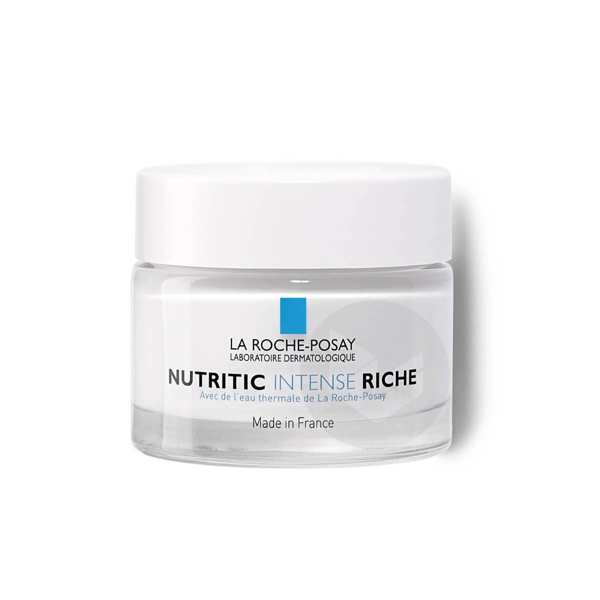 Nutritic Intense Crème riche nutri-reconstituante profonde peaux très sèches 50ml