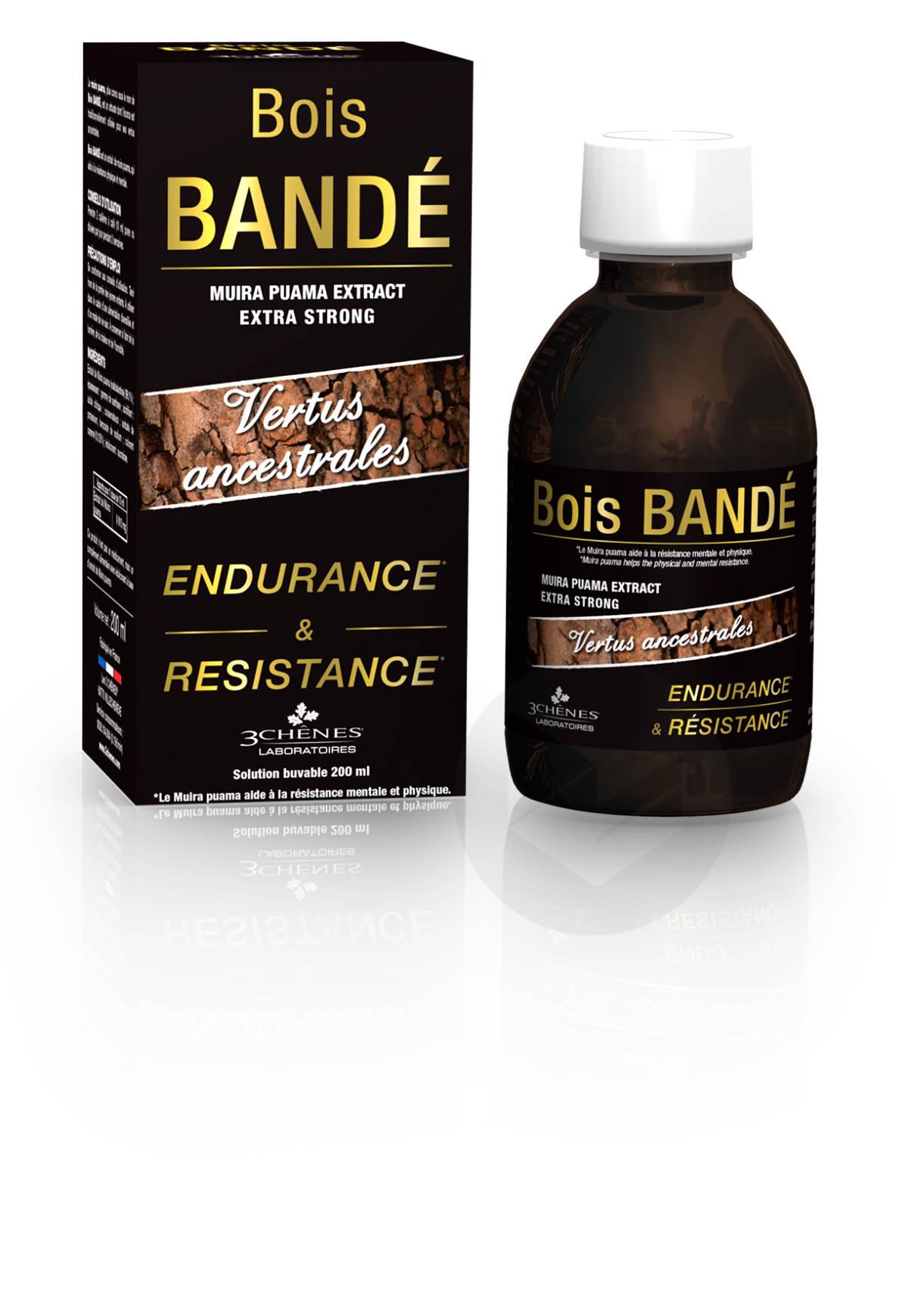 Bois Bandé 200ml