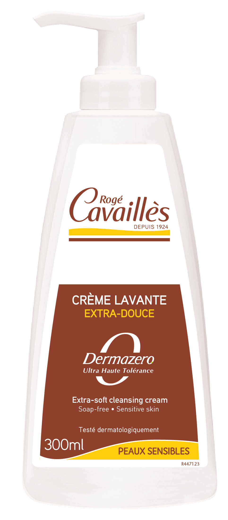 Creme Lavante Extra Douce 300 Ml