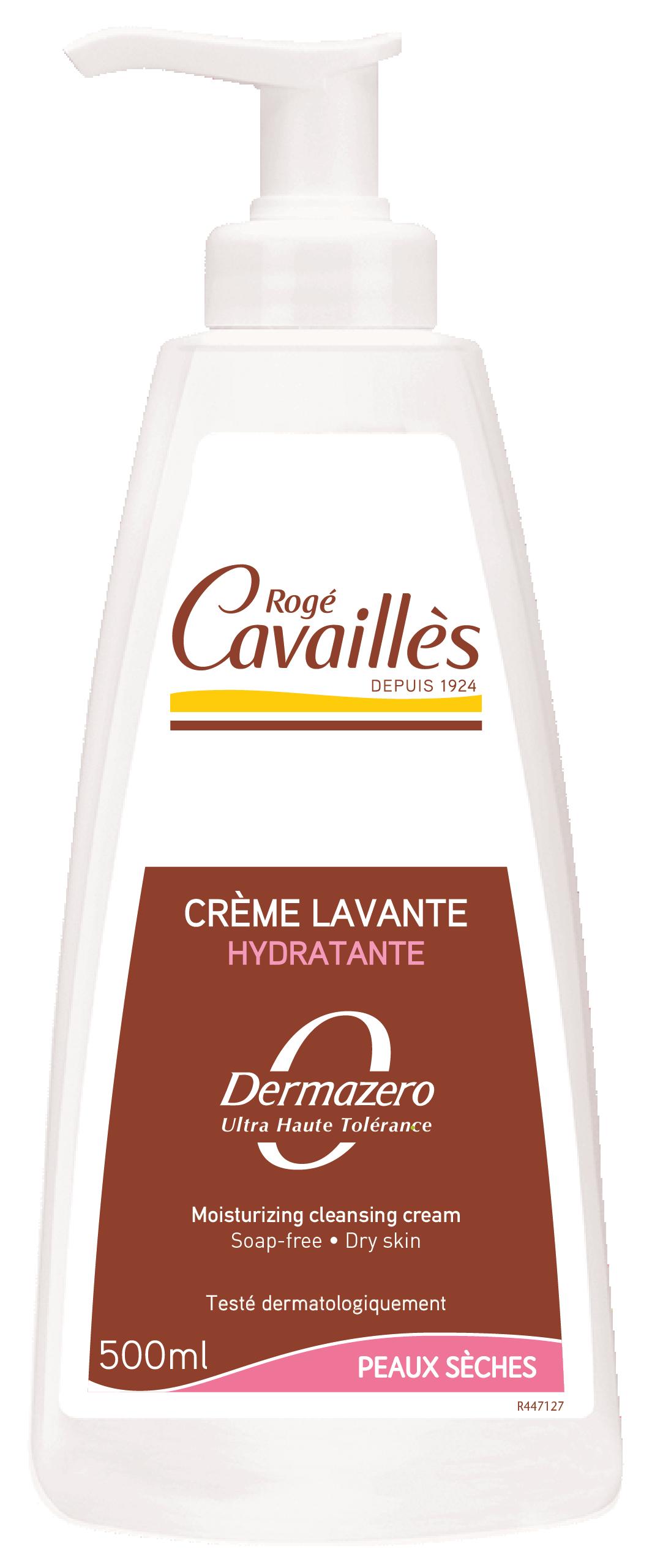 Crème lavante hydratante 500ml