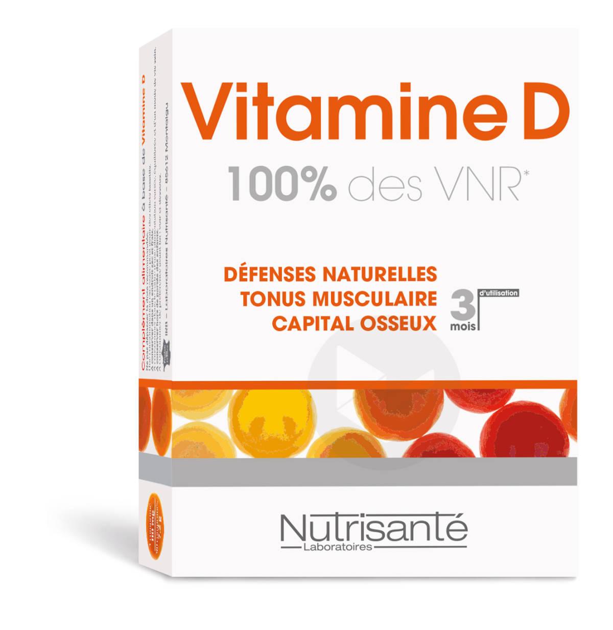 Vitamine D 90 Comprimes