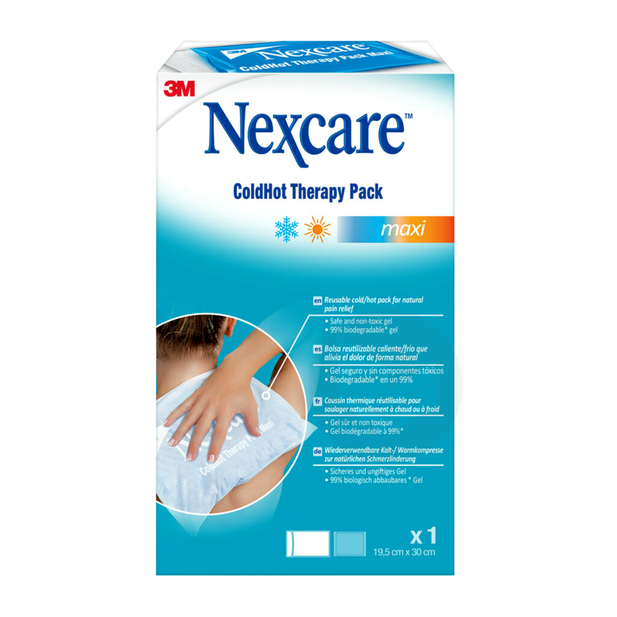 Coussins Thermiques Nexcare Cold Hot Maxi