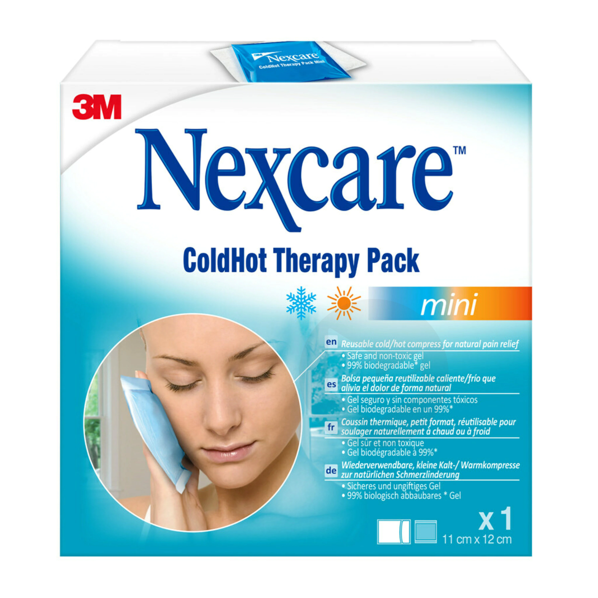 Coussins Thermiques Nexcare Cold Hot Mini
