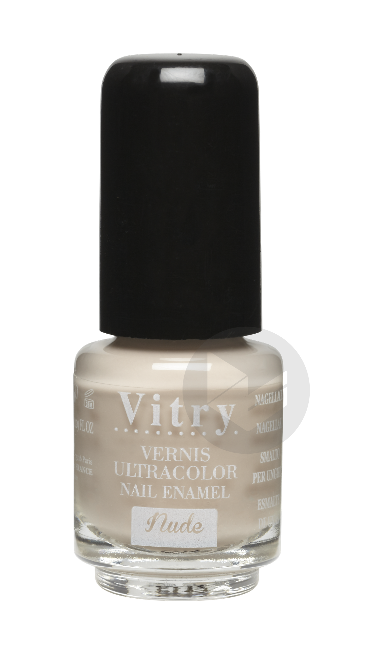 Mini Vernis A Ongles Nude