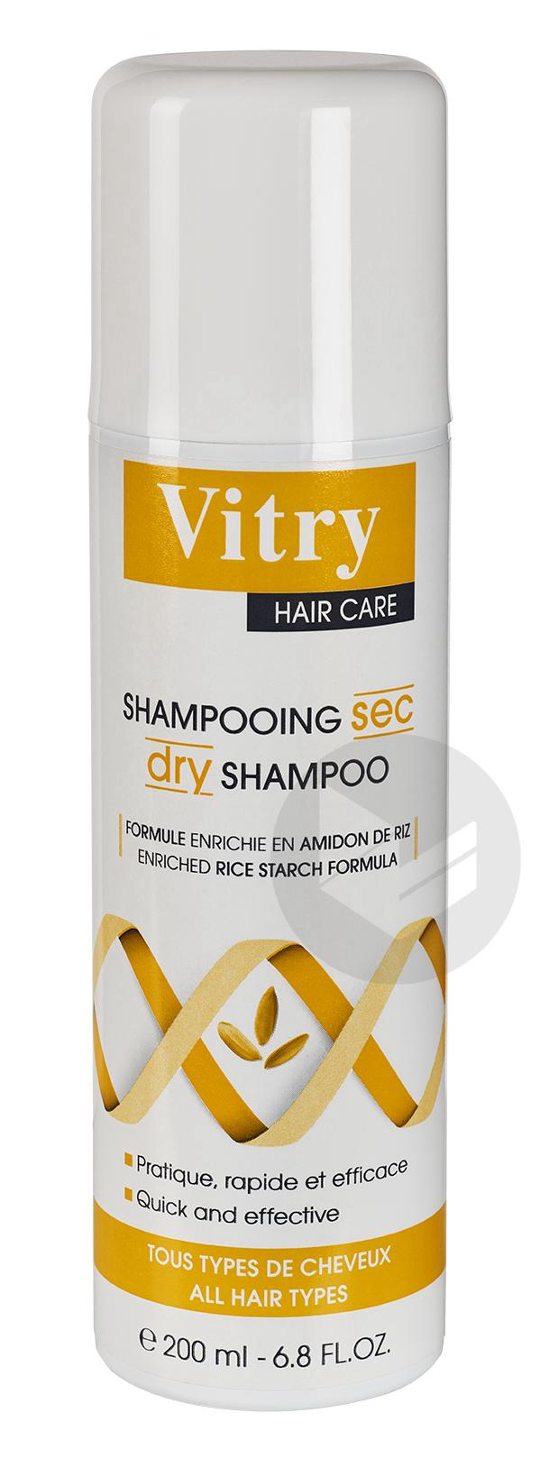 Shampoing Sec