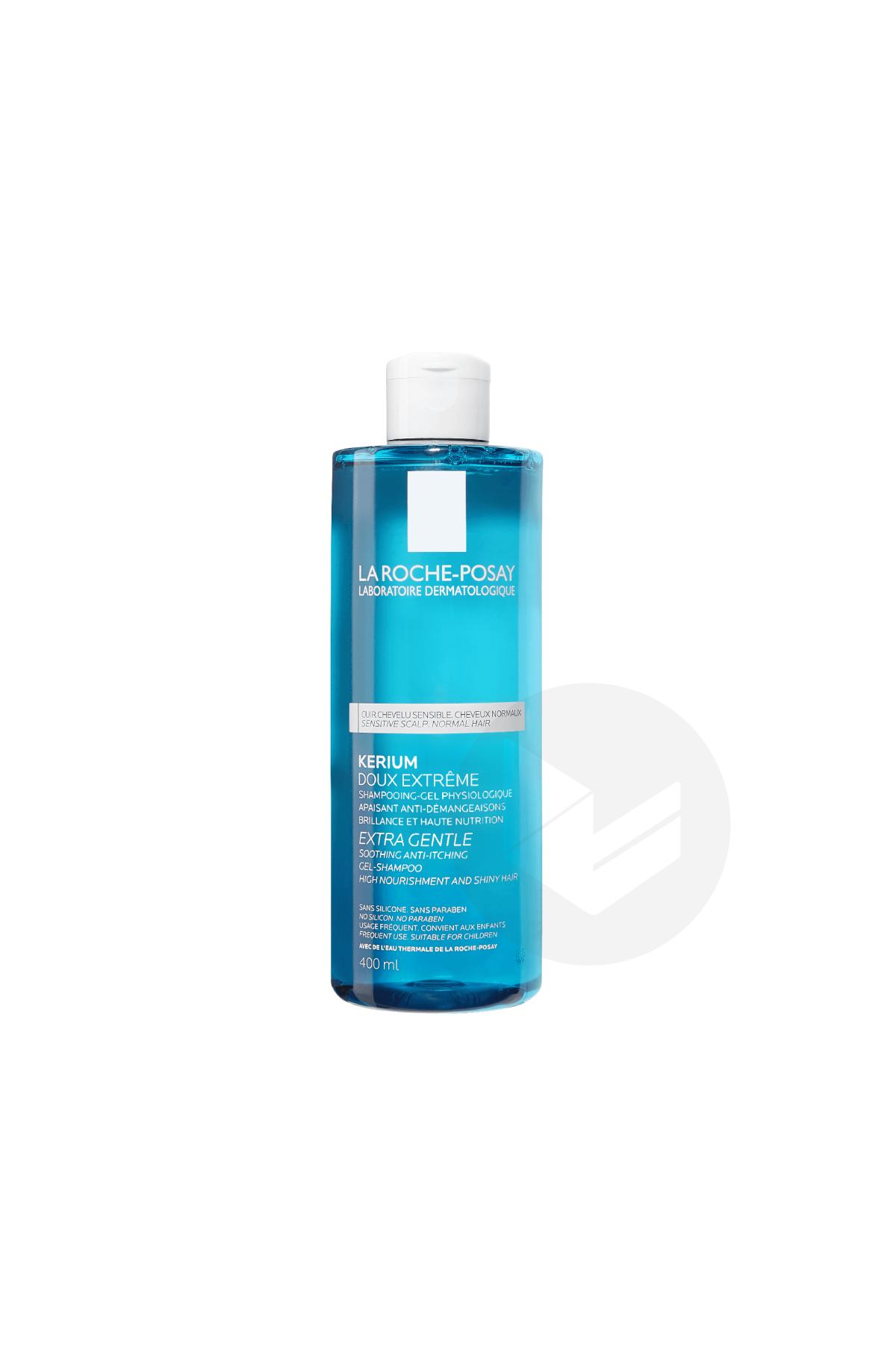 Kerium Doux Extrême Shampoing-Gel 400ml