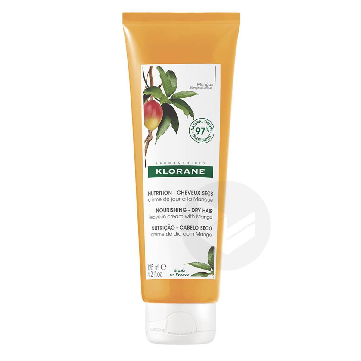 Crème de jour Nutrition à la Mangue 125ml