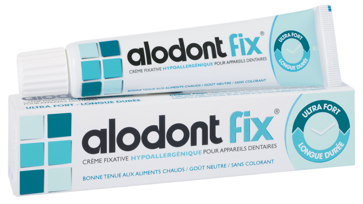 Alodont Fix Creme Fixative 50 G