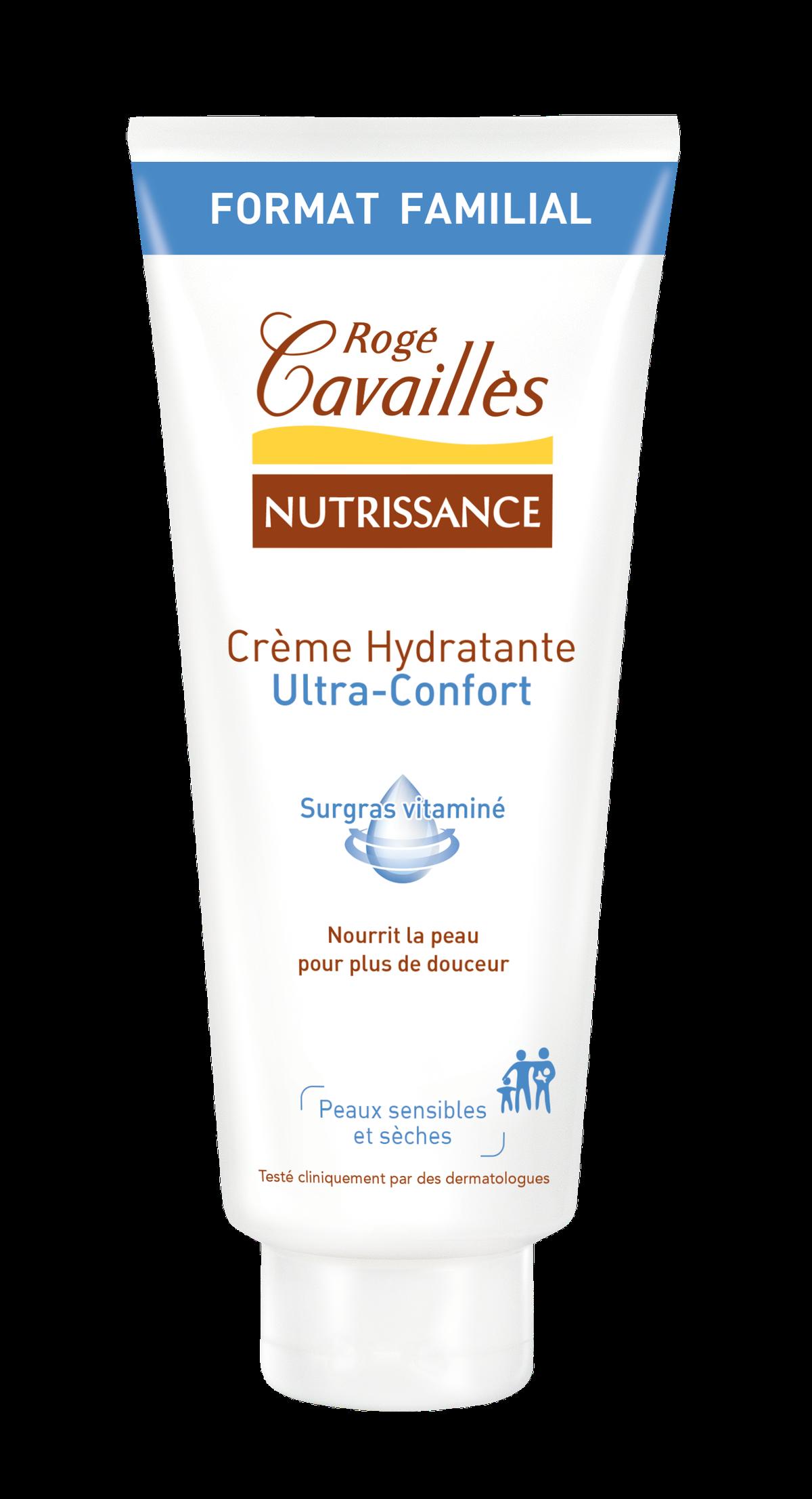 Crème hydratante ultra confort 350ml