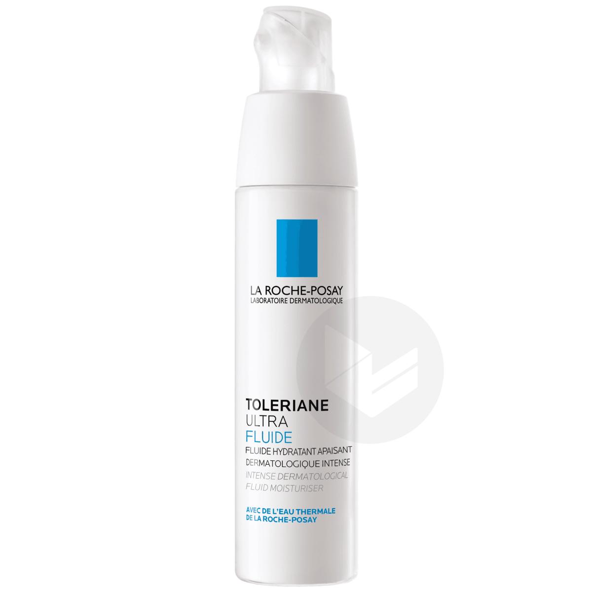 Toleriane Ultra Fluide hydratant apaisant intense 40ml