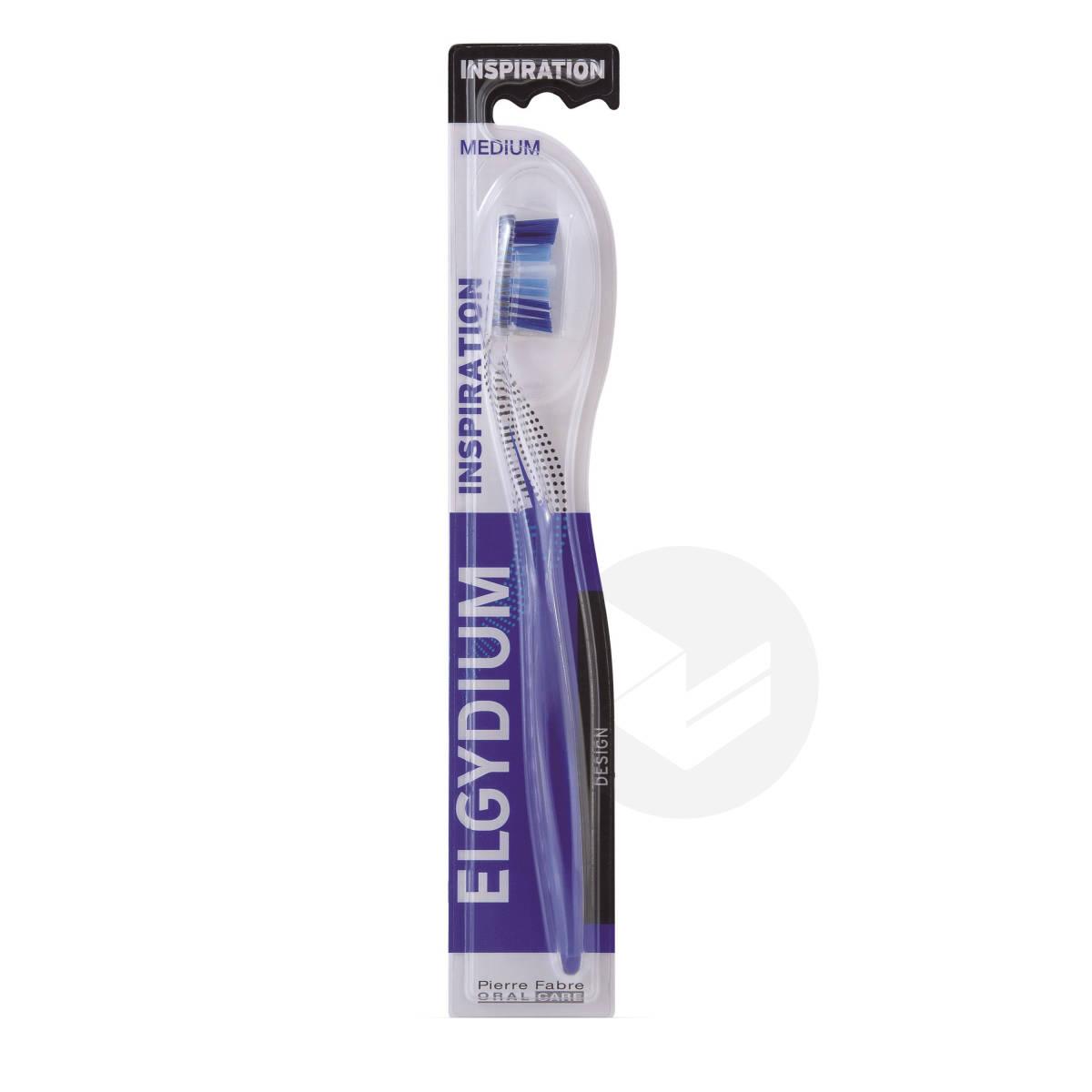 Brosse à dents Inspiration Médium