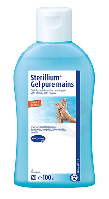 Sterillium Gel Pure Mains 100 Ml
