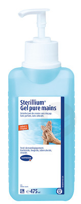 Sterillium Gel Pure Mains 475 Ml