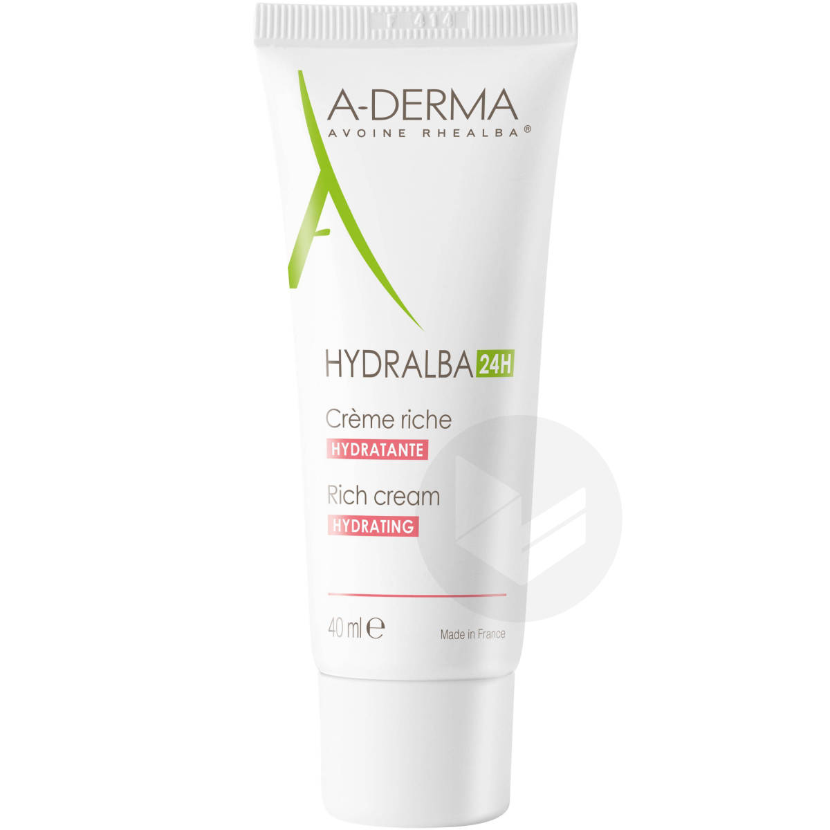 Crème visage riche hydratante 40ml