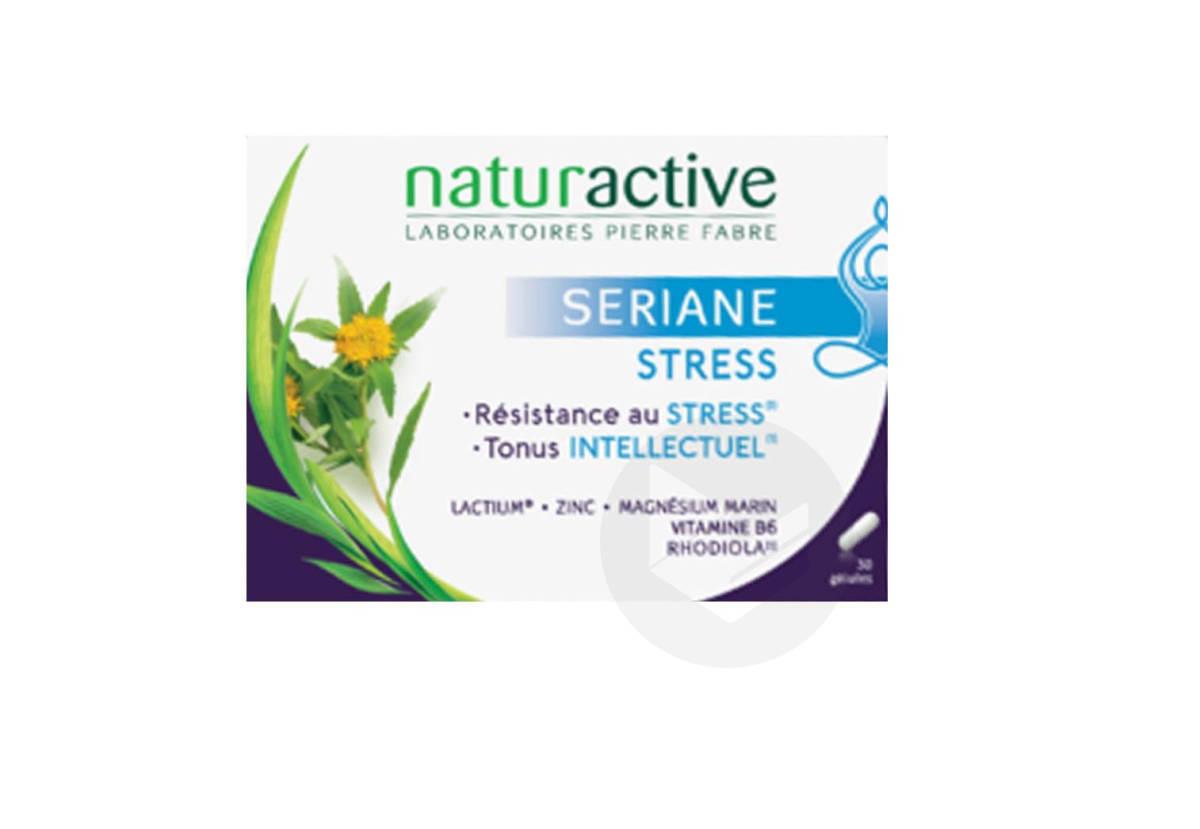 Sériane Stress Tonus Intellectuel 30 Gélules