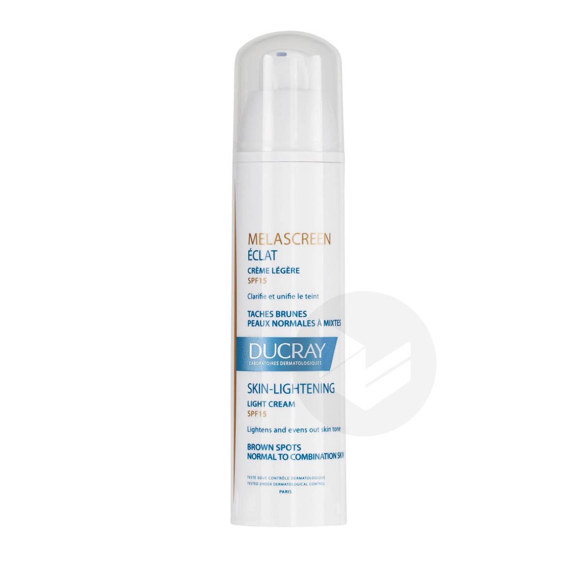 Crème légère SPF15 éclaircissante 40ml
