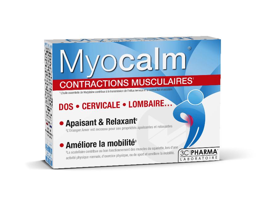 Myocalm 30 Comprimes
