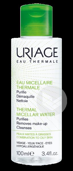Eau Micellaire Thermale Peaux Mixtes à Grasses (EMT PMG) 100ml
