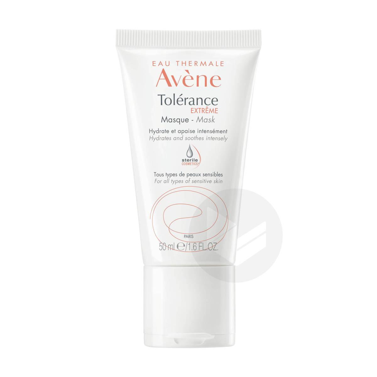 Masque Hydratant Apaisant Intense Peaux Sensibles 50ml