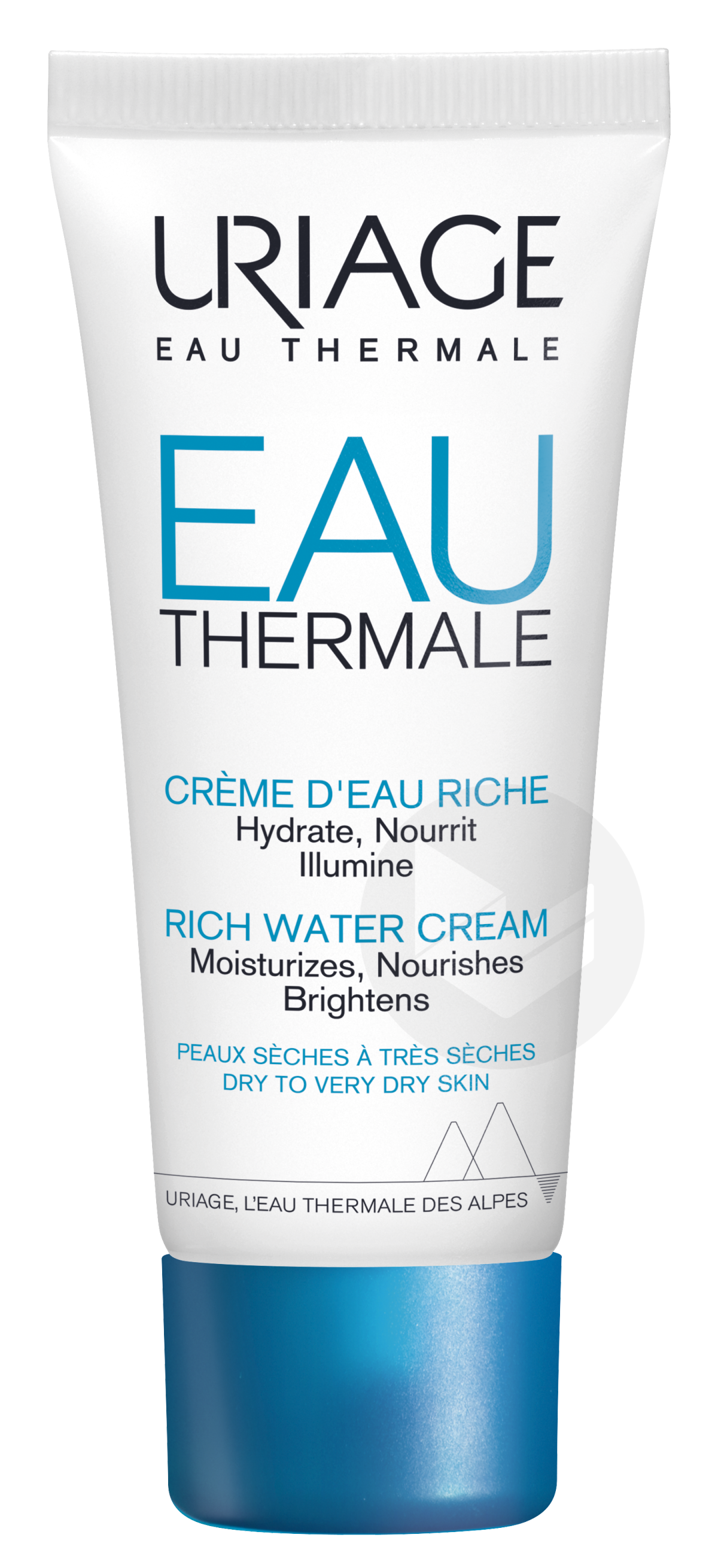 Eau Thermale Creme Deau Riche 40 Ml