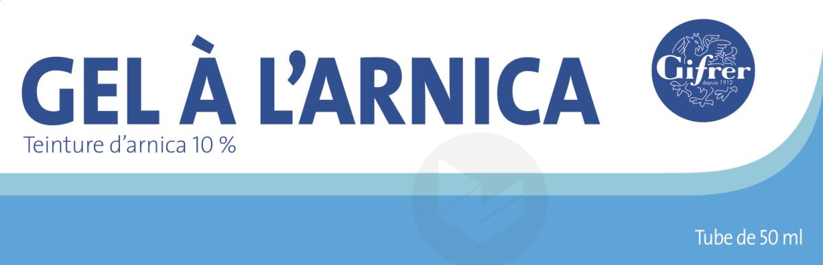 Gel à L'Arnica 50ml