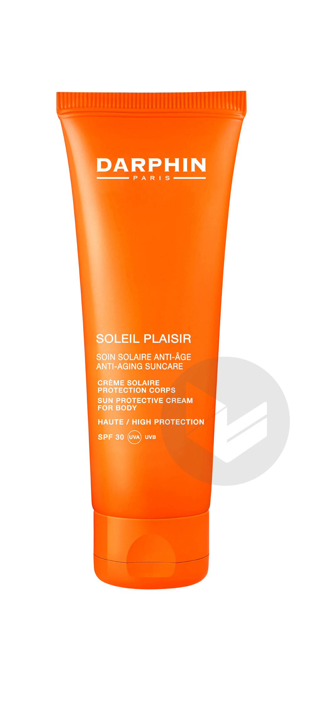 Soin Solaire Anti-âge Corps SPF30 125ml