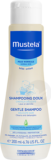 Shampooing Doux 200 Ml