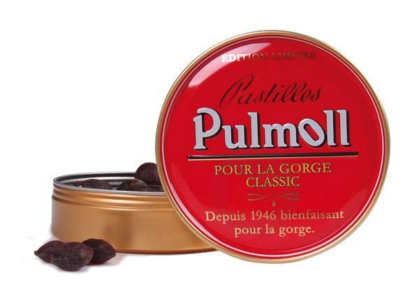 PULMOLL Past classic B métal/75g édition limitée